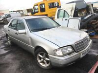 Mercedes Benz c class e class clk car parts available