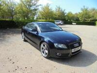 Audi A5 Tfsi SE (blue) 2011