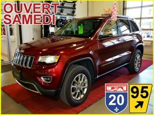 2016 Jeep Grand Cherokee LIMITED * GROUPE LUXE * TOIT PANO * HIT