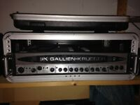 Gallien&Krueger 1001rb Bass head
