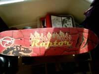 Raptor electric skateboard
