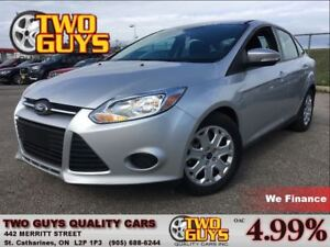 2014 Ford Focus SE 5 PASSENGER HEATED FRONT SEATS
