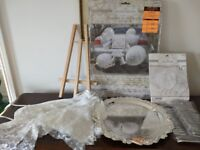 Lot of wedding decorations - 8 pieces