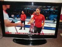 Samsung 37 inch LCD HDTV TV LE37R8 720P 1080I