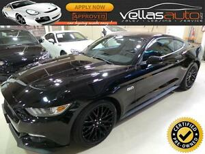 2017 Ford Mustang GT Premium GT| NAVIGATION| 6SPD| LEATHER