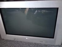 """PHILIPS 32"""" CRT TV with Remote"""