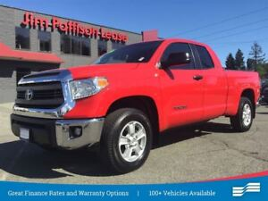 2015 Toyota Tundra SR5 plus package dbl cab, 4X4