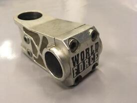 World Force MTB stem, alloy 75 mm