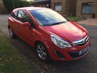 2012 Corsa, 1.4 sxi, 10 months MOT, 2 owners, £ 2750