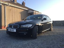 BMW 3 SERIES M SPORT PLUS PERFORMANCE BLACK EDITION