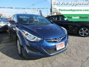 2015 Hyundai Elantra GL | HEATED SEATS | SAT RADIO