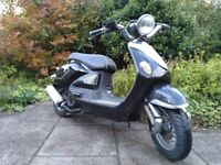 £350 ~ 125cc moped retro motorbike