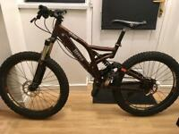 Norco b-line downhill bike