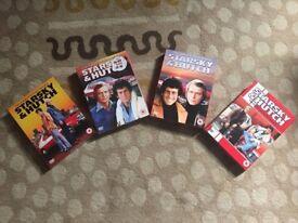 Starsky & Hutch Seasons 1-4 DVD Boxsets