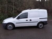 Vauxhall, COMBO, Car Derived Van, 88k miles, new mot, mechanically excellent