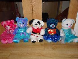 Build a Bear Collection
