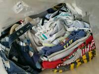 Large bundle of baby boys clothes 0-3 and 3-6