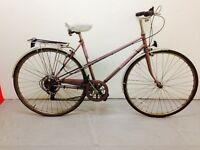 Raleigh Road Bike..Fully serviced 10 speed, Full Mudguards, Rear rack