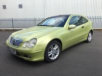 2004 Mercedes C220CDi (One Lady Owner)