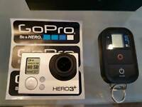 GoPro 3 + Black Edition