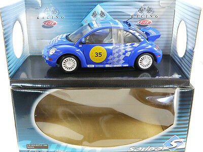Solido 9033 VW Beetle Motorsport Power MIB 1/18 NOS Boxed 1310-18-05