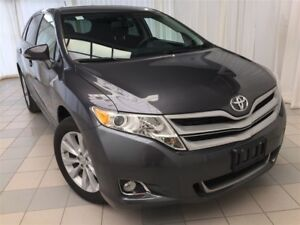 2016 Toyota Venza LE AWD 1 Owner, Accident free!