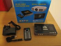 YT-V3D-P 3D HD Video Converter Box