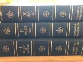 Encyclopaedia britanica