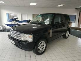 2004 Range rover vogue 3.0td6 auto fully loaded £5595 px welcome