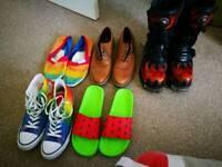 Shoes. Job lot. Mens size 8UK. Label.