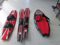 Mercury Water sport Package; Knee Board, Skiing Board and Surfing Board