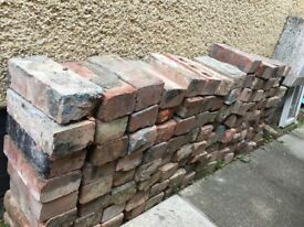 Free bricks.