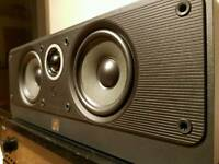 Q acoustics center speaker