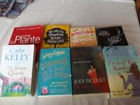 Easy reading including Sophie Kinsella
