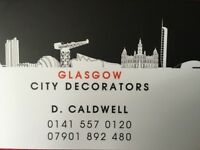 Glasgow City Decorators.