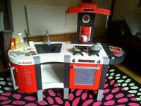 Smoby Tefal Toy Kitchen VGC