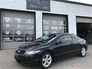 2011 Honda Civic SE Sunroof  Manual