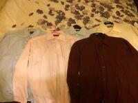 X5 men's shirts XL, excellent condition