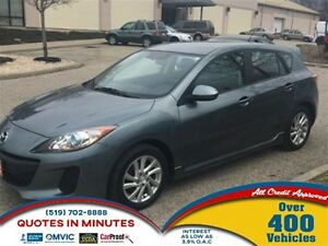 2012 Mazda MAZDA3 GS-SKY | HEATED SEATS | KEYLESS | ALLOYS