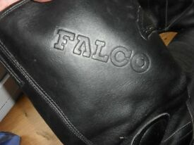 Motorcycle Boots..Falco Size 10 Used but still good..