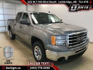 Used 2013 GMC Sierra 1500 SLE-40/2040 Split Bench, 4.8L V8