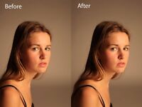 NATURAL PHOTO RETOUCHING