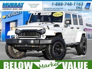 2014 Jeep WRANGLER UNLIMITED Rubicon  **Lift Kit! Upgraded rims