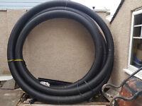 thermaflex flexalen twin 50mm pre insulated pipe, biomass etc