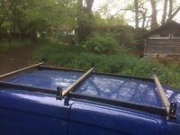 VW CADDY MAXI FULL LENGTH ROOF RACK HEAVY DUTY