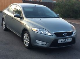 FORD MONDEO 1,6 PETROL 73,000 MILES