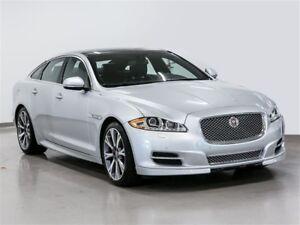 2015 Jaguar XJ 3.0L V6 AWD Sport Edition CERTIFIED 6years/160000