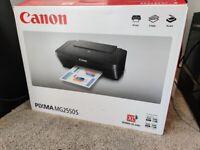 Brand new Canon Pixma printer/scanner/copier