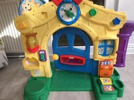 toddler activity gate