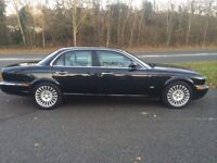 JAGUAR XJ 2.7 TDVI SOVEREIGN DIESEL ONE OF THE BEST YOU WILL FIND AT THIS YEAR AND PRICE.
